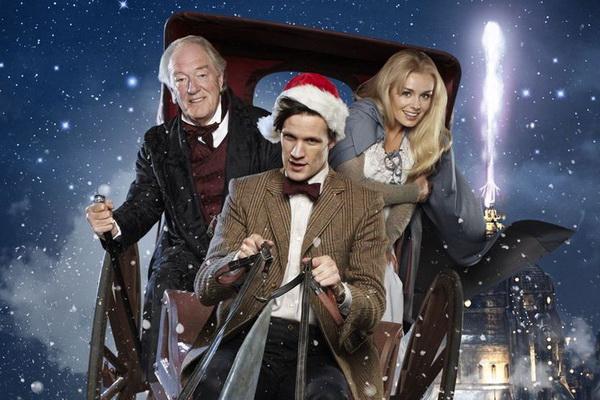 DoctorWho-AChristmasCarol-Χριστουγεννιάτικο Επεισόδιο